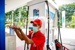 Terapkan Protokol New Normal di SPBU dan Agen LPG, Pertamina Pastikan Transaksi Energi Aman