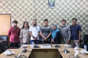 Dikunjungi PWI Kota Jambi, Ketua DPRD Sampaikan Apresiasi dan Siap Bersinergi