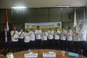 Percepat Legalisasi Tanah, Pemprov Jambi Kerja Sama dengan BPN