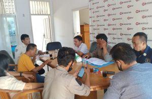 SMSI Provinsi Jambi Siap Hadiri Rakernas September 2020