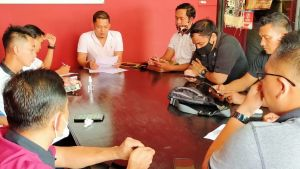 Untuk Pemantapan, SMSI Kabupaten Batanghari Gelar Rapat Koordinasi