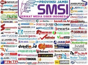 Besok, Gubernur Buka Rakerda I SMSI Provinsi Jambi