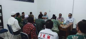 Anggota IKM Turut Hadiri Pertemuan Al Haris di PW Muhammadiyah