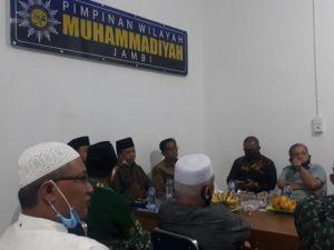 Tim Inti Fasha Hadiri Pertemuan Al Haris Bersama Muhammadiyah Jambi