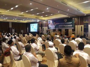 H Madel Hadiri Pelantikan Tim Pemenangan Haris-Sani Kota Jambi