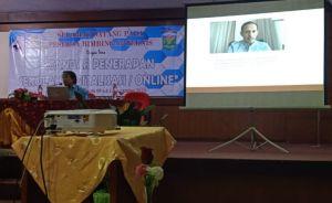 Pandemi Covid-19, Kepala Sekolah di Sungai Penuh Dibekali Pembelajaran Inovatif