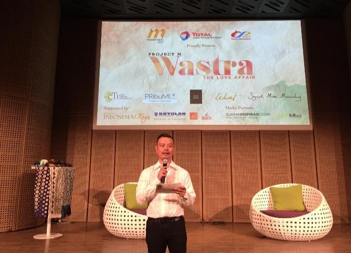 Arifaldi Dasril, Managing Partner Magnifique Indonesia.