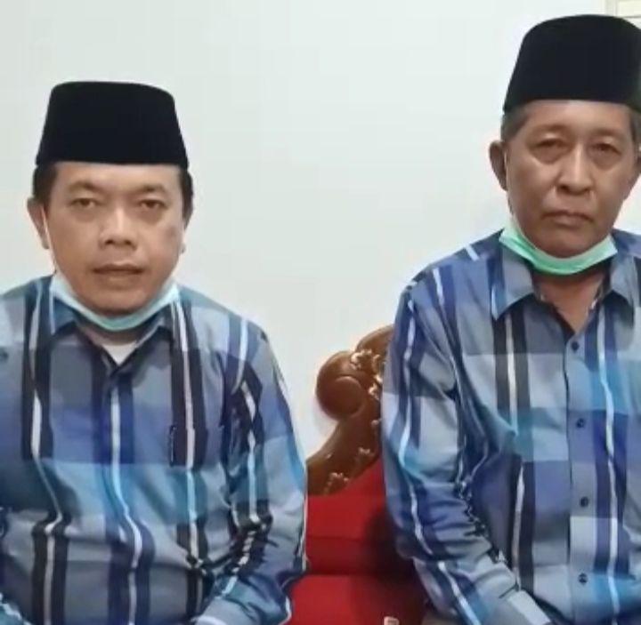 Al Haris dan Abdullah Sani.