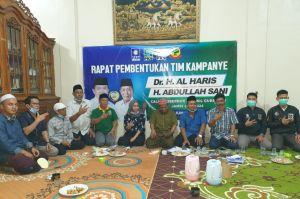 Nova Anggun Sari Jadi Ketua Koalisi Partai Pemenangan Haris-Sani Tanjabbar