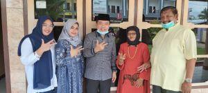 Mantan Wabup Bungo H. Abdul Malik Dukung Haris-Sani