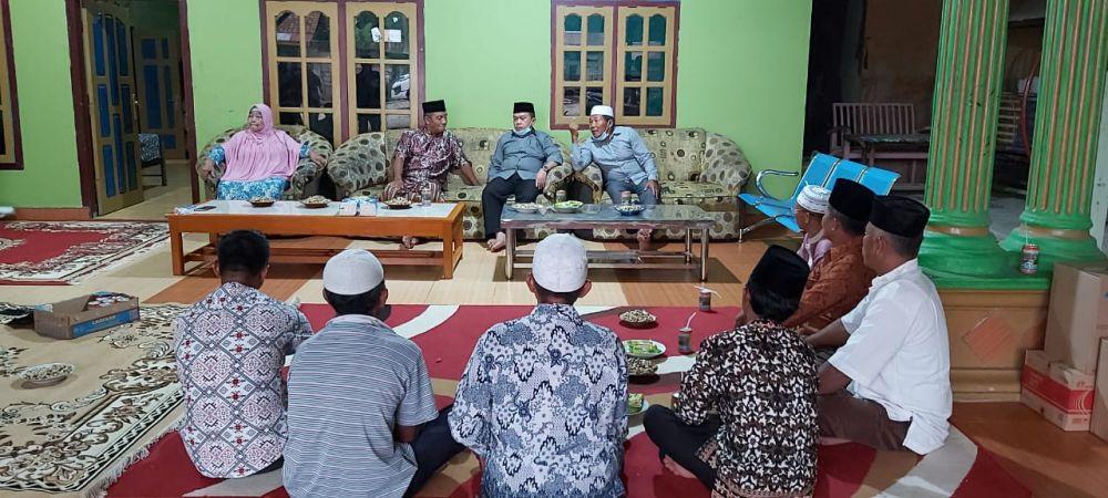 Sowan ke Ulama Bungo, Al Haris Minta Doa Terbaik Untuk Jambi