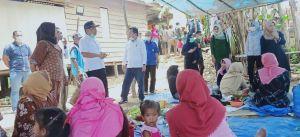 Lalui Jalan Berlubang dan Berdebu ke Berbak, Haris: Jalan Provinsi Ini jadi Prioritas