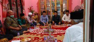 Di Rumah Adik HBA, Al Haris Silaturahmi dengan Tokoh Masyarakat Sungai Abang Sarolangun