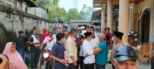 Antusias Luar Biasa Warga Karmen Silaturahmi dengan Al Haris