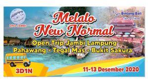 ASPPI Jambi Melalo Bersama ke Lampung