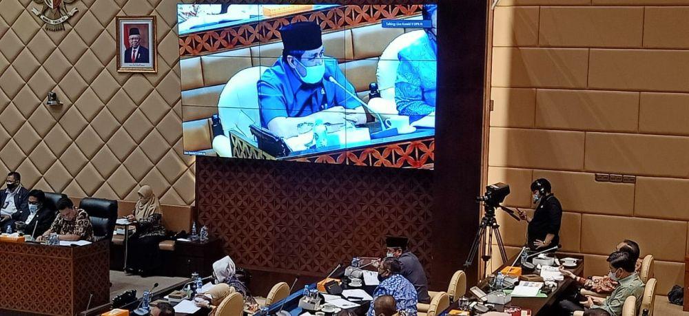 3 Anggota DPR RI Asal Jambi Pertanyakan Sejumlah Proyek ke Menteri PUPR