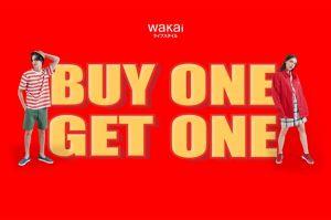 """Wakai Gelar Promo Idul Fitri """"Buy One Get One"""" Hingga 2 Mei 2021"""