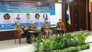 Mantan Wakil Ketua MK Usulkan Badan Otoritas Pengelolaan Hulu Migas