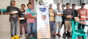 Bagikan 55.555 Paket Nutrisi Buka Puasa Sabang-Merauke, Alfamart dan Bebelac Pecahkan Rekor Muri