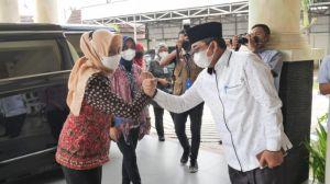 Pj. Gubernur Jambi Minta Pemkab Tanjab Barat Serius Tangani Covid-19