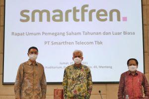 PT Smartfren Telecom Tbk Umumkan Hasil RUPS Tahunan dan Luar Biasa