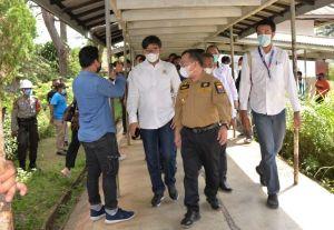Gubernur Al-Haris Akan Rehab Eks RS Pertamina Bajubang untuk Perawatan Pasien Covid-19