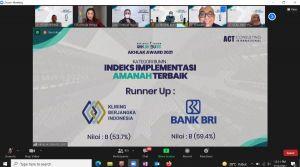 KBI Raih 4 Penghargaan AKHLAK Award 2021