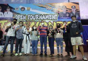 7 Atlet Akademi Taekwondo Korem 042/Gapu Raih Prestasi Gemilang