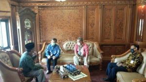 Wagub Abdullah Sani Imbau Masyarakat Taat Membayar Pajak