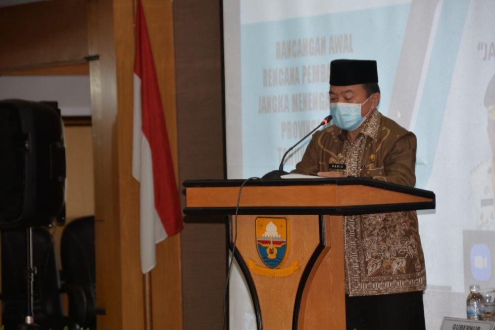 Melalui Forum Konsultasi Publik RPJMD Dapat Mengimpun Masukan Program Pembangunan Provinsi Jambi
