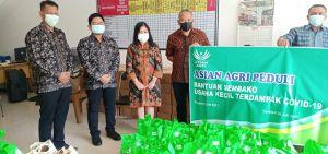 Asian Agri Bantu Usaha Kecil di Jambi yang Terdampak Covid-19