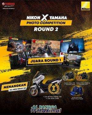 Pecinta Foto Siapkan Diri, Putaran Kedua Nikon x Yamaha Photo Competition Dimulai