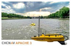 Teknologi CHCNAV APACHE 3 Bisa Bantu Cegah Bencana Banjir