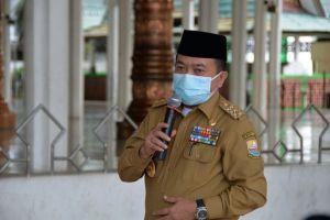 Urutan 6 Nasional, Gubernur Jambi Kejar Persentase Vaksinasi  Lindungi Warga