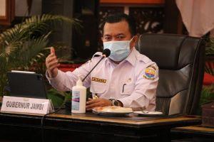 Gubernur Perketat Prokes MTQ Ke-50 Tingkat Provinsi Jambi