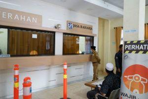 Sidak di Samsat Batanghari, Gubernur Tekankan Jangan Ada Pungli