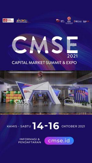 CMSE 2021 Tingkatkan Jumlah Investor Pasar Modal