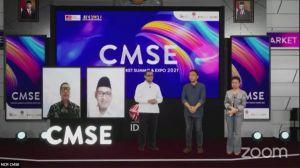 Tiga Juta Investor Saham Terlampaui pada CMSE 2021