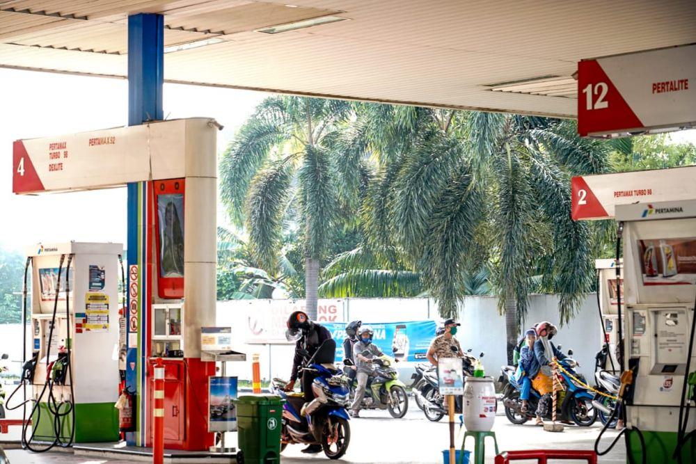 Dukung Pertumbuhan Ekonomi, Pertamina Pastikan Stok Dan Penyaluran BBM Di Sumbagsel Aman